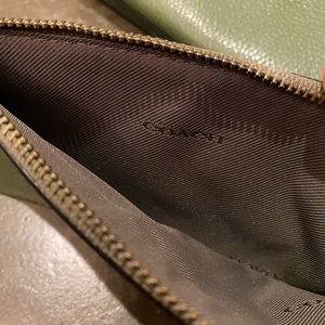 Coach Bags - COACH Crossbody, Olive Green w/Matching Wallet